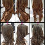 スーパーロングヘアをグレイアッシュでトーンダウン❗【綾子さん】の髪