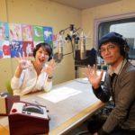 ラジオ番組の収録に行ってきた(^-^)