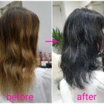 ダークアッシュカラー❗【まこちゃん】の髪
